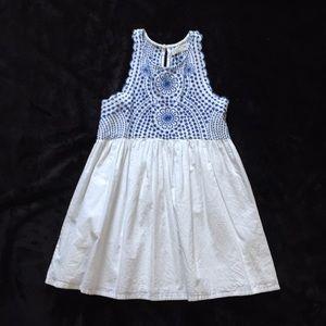Zara Girls summer dress